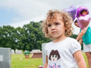 Merci: Amelia is 3!